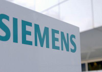 Outsourcing deel magazijn Siemens
