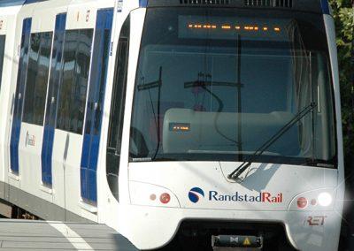 Koplampen voor RET Randstadrail
