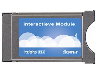 SMiT CI+ modules