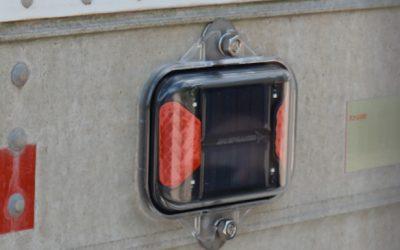 Solar Flitslamp van J.W. speaker