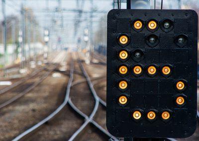 Retrofit LED lampen voor Matrix-seinen